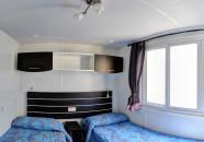 Cameretta Casa Mobile Tipo F 4 posti