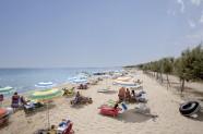 Villaggio Europa spiaggia