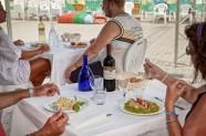 Villaggio Europa tavoli ristorante