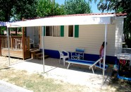 Villaggio Europa Esterno Casa Mobile Tipo C