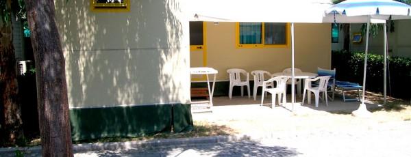 Esterno Casa Mobile Tipo A