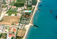 Foto aerea Villaggio Europa in Abruzzo
