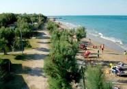 Spiaggia Libera Villaggio Europa